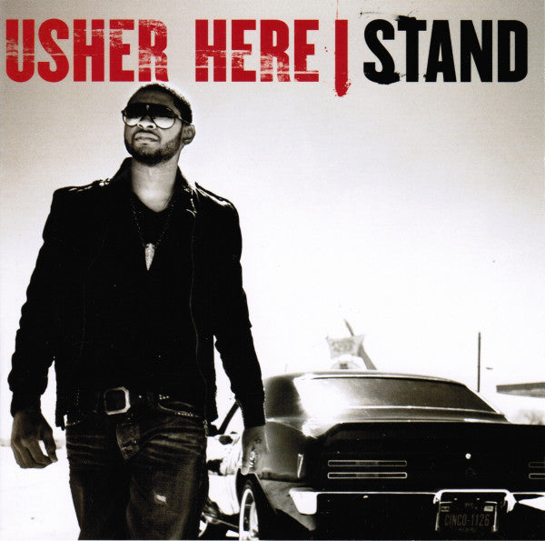 Usher - Here I Stand (CD, Album) - USED