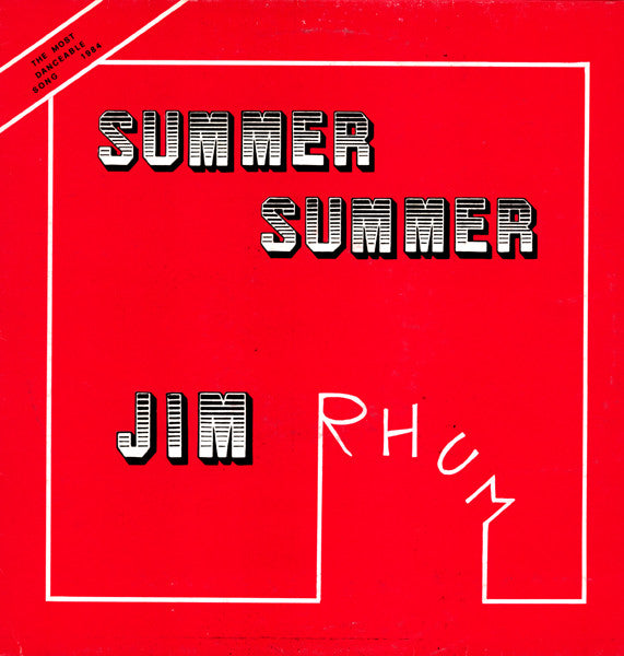 "Various - Summer Summer (12"", Mixed, Unofficial) - USED"