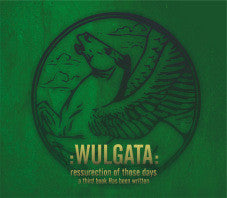 Wulgata - Ressurection Of Those Days… A Third Book Has Been Writen (CD, Album) - USED