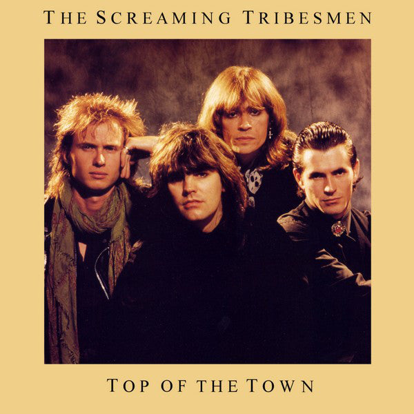 "The Screaming Tribesmen - Top Of The Town (12"", MiniAlbum) - USED"
