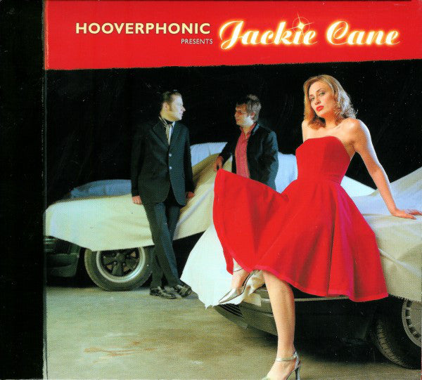 Hooverphonic - Hooverphonic Presents Jackie Cane (2xCD, Album, Ltd, Dig) - USED