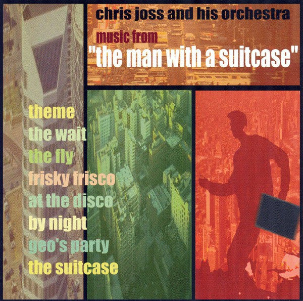 "Chris Joss And His Orchestra - Music From ""The Man With A Suitcase"" (CD, Album) - USED"