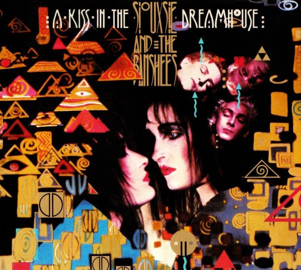 Siouxsie And The Banshees* - A Kiss In The Dreamhouse (CD, Album, RE, RM, Dig) - NEW