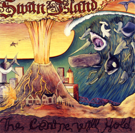 Swan Island - The Centre Will Hold (CD, Album) - USED