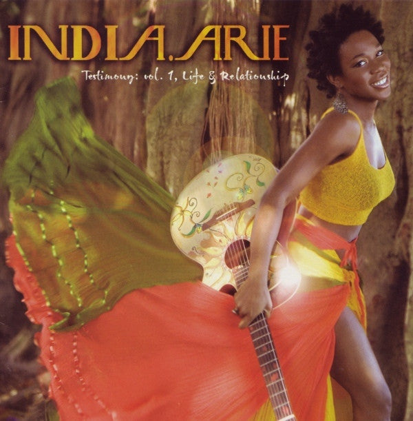 India.Arie - Testimony: Vol. 1, Life & Relationship (CD, Album) - USED