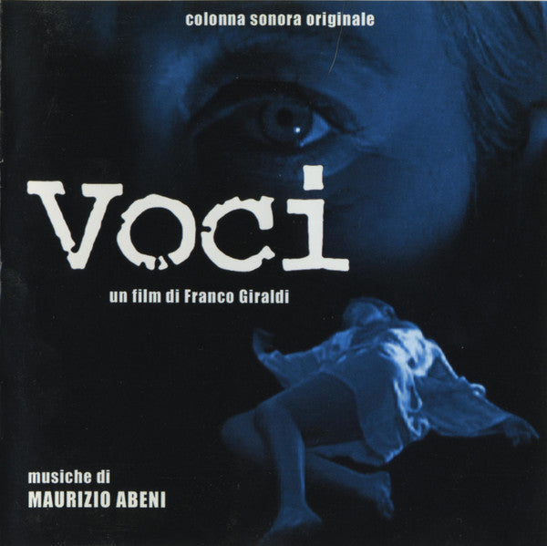 Maurizio Abeni - Voci (Original Soundtrack) (CD, Album, Ltd, RM) - NEW