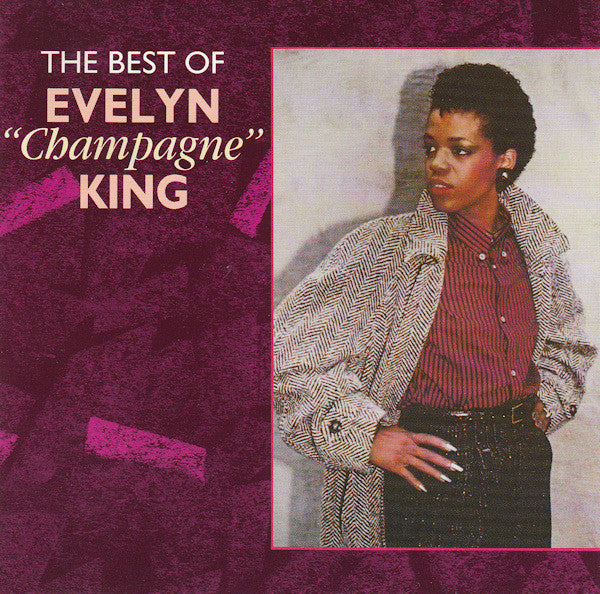 "Evelyn ""Champagne"" King* - The Best Of Evelyn ""Champagne"" King (CD, Comp) - USED"