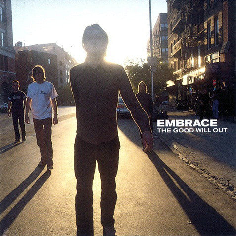 Embrace - The Good Will Out (CD, Album) - USED