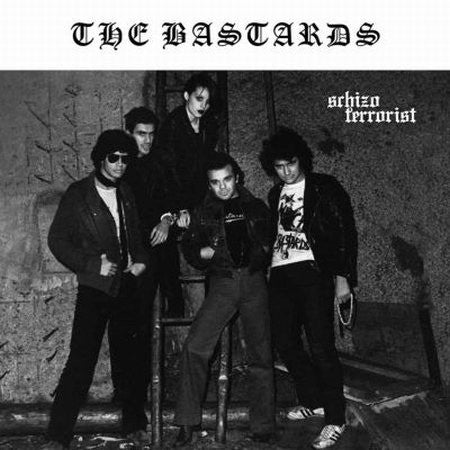 The Bastards (3) - Schizo Terrorist (LP, Album, 180) - NEW