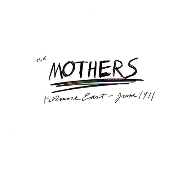 Frank Zappa / The Mothers - Fillmore East - June 1971 (CD, Album, RE, RM) - USED