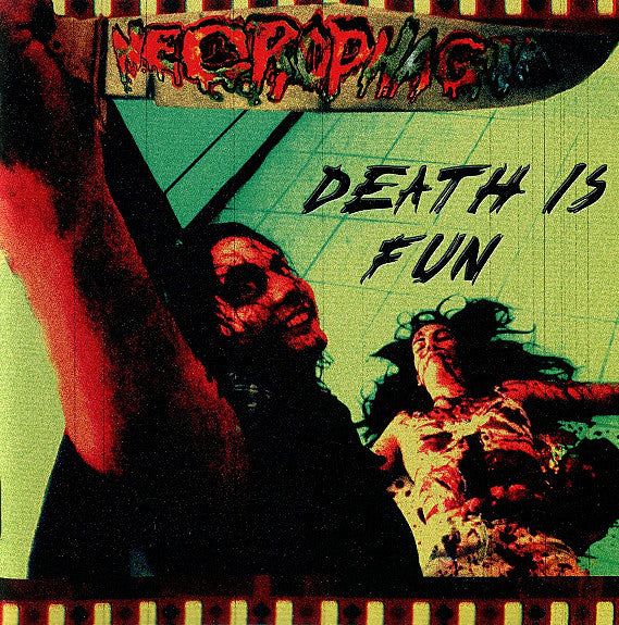 Necrophagia - Death Is Fun (CD, Comp, RE) - USED