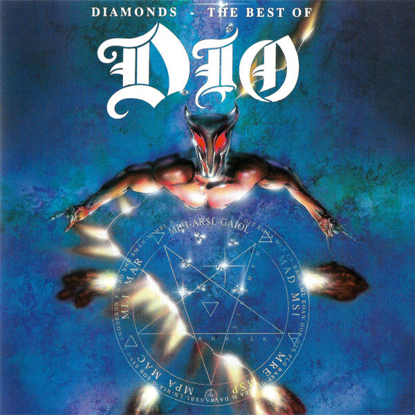 Dio (2) - Diamonds - The Best Of Dio (CD, Comp, RP) - USED