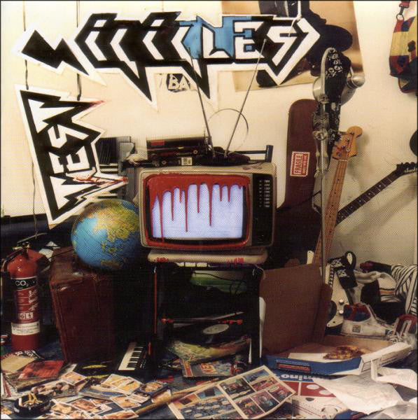 Test Icicles - For Screening Purposes Only (CD, Album) - USED