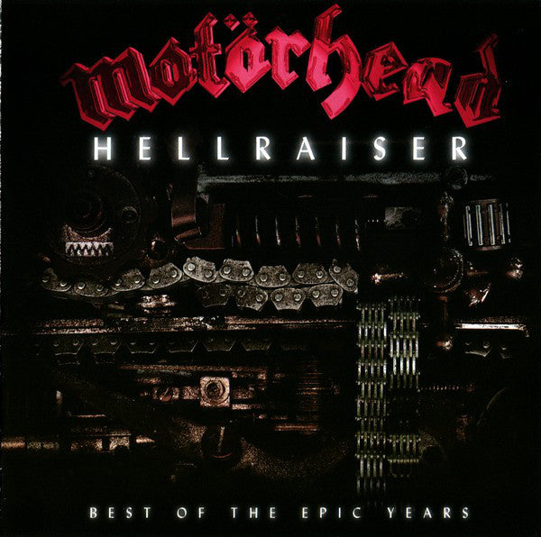 Motörhead - Hellraiser - Best Of The Epic Years (CD, Comp) - USED