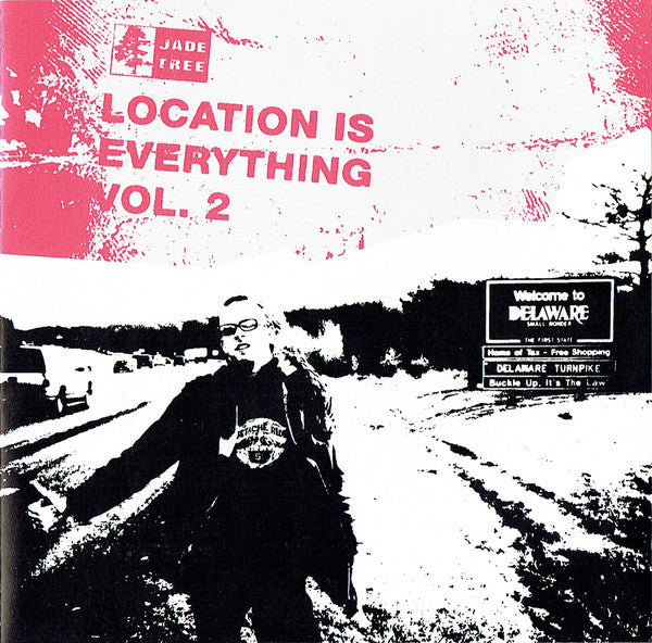 Various - Location Is Everything Vol. 2 (CD, Comp) - USED