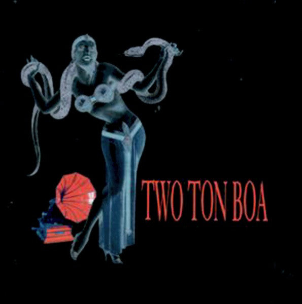 Two Ton Boa - Two Ton Boa (CD, EP) - USED