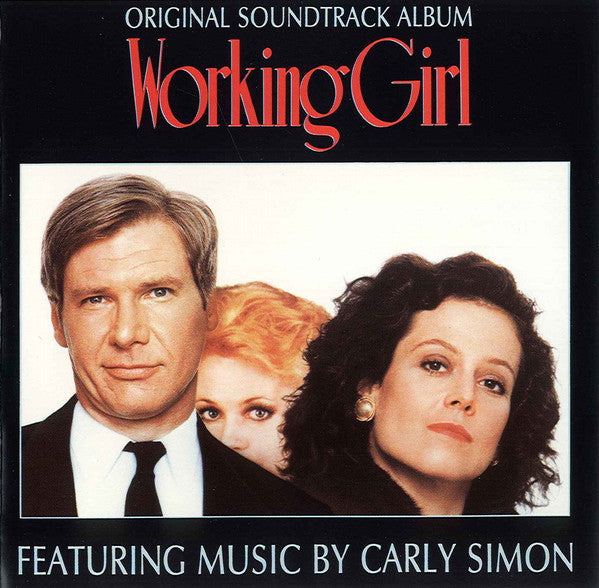 Various - Original Soundtrack Album Working Girl  (CD, Comp) - USED