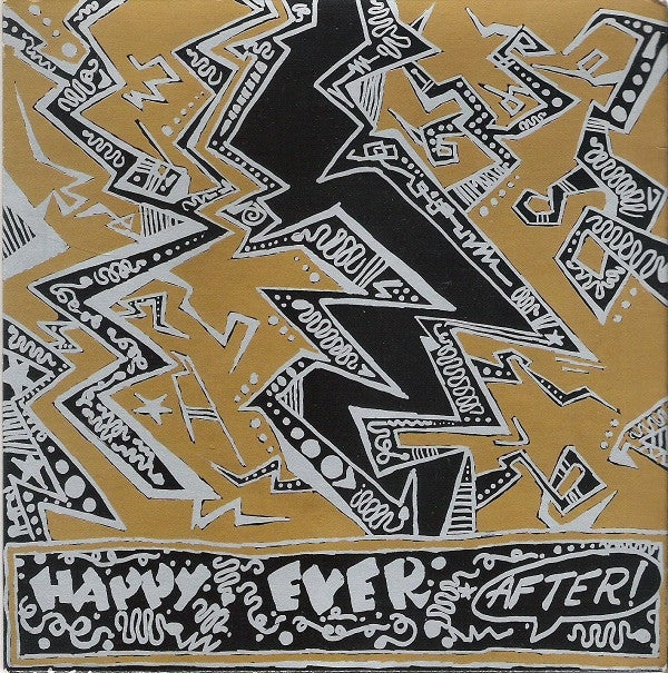 "Happy Ever After - Robespierre's Mirror In Giovannis Room (7"", Single) - USED"