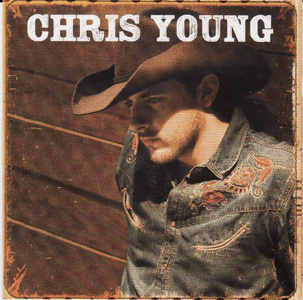 Chris Young (11) - Chris Young (HDCD, Album) - USED