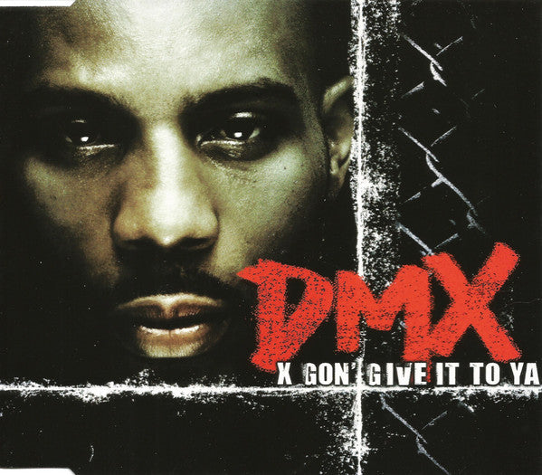 DMX - X Gon' Give It To Ya (CD, Single, Enh) - USED