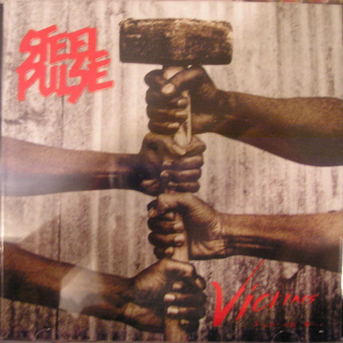 Steel Pulse - Victims (CD, Album) - USED
