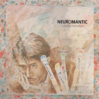 Yukihiro Takahashi - Neuromantic (LP, Album) - USED