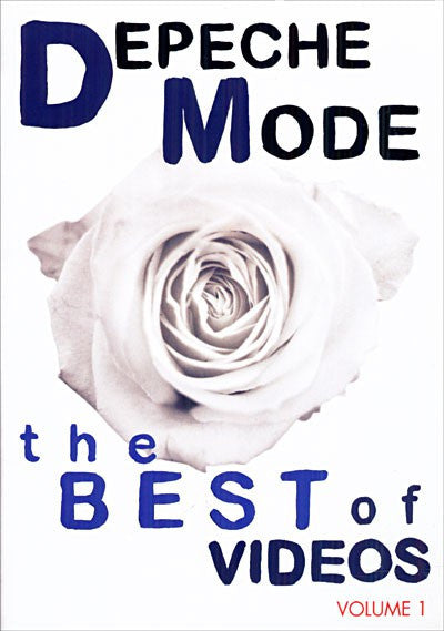 Depeche Mode - The Best Of Videos (Volume 1) (DVD-V, PAL, Comp) - USED