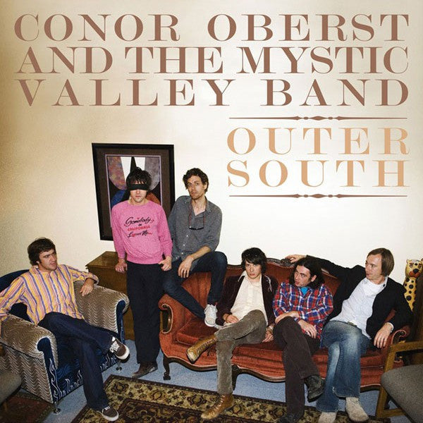 Conor Oberst And The Mystic Valley Band - Outer South (CD, Album) - USED