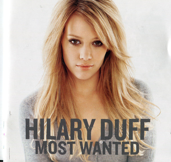 Hilary Duff - Most Wanted (CD, Album, Copy Prot.) - USED