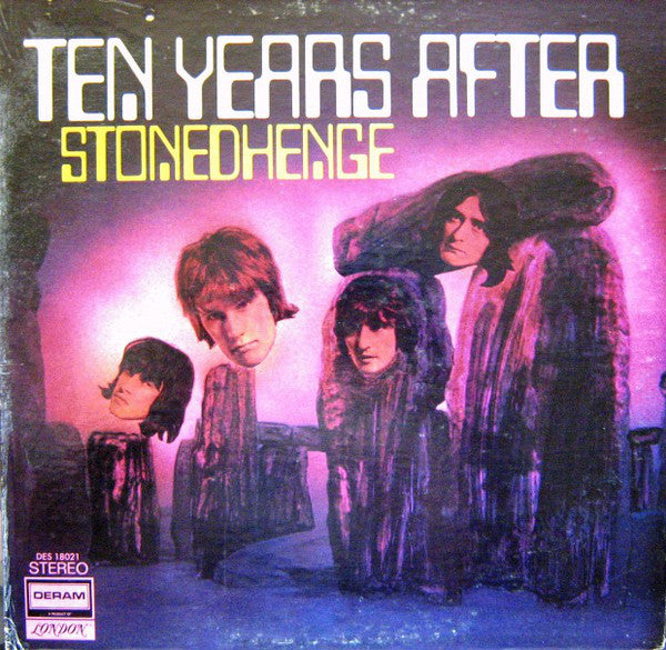Ten Years After - Stonedhenge (LP, Album, Gat) - USED