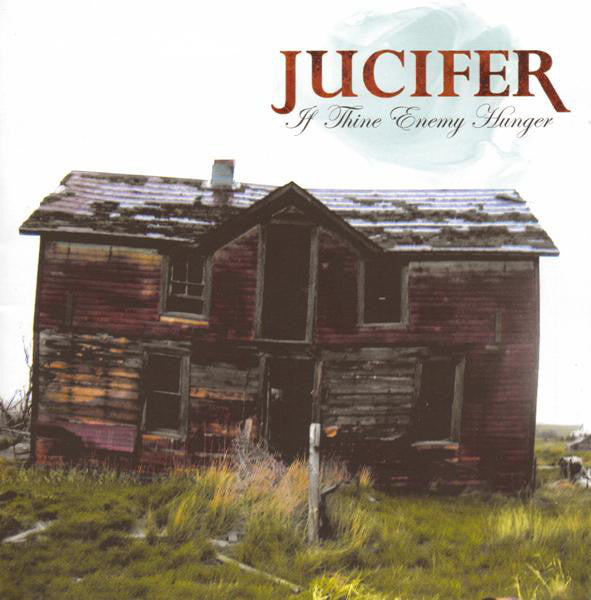 Jucifer - If Thine Enemy Hunger (CD, Album) - USED