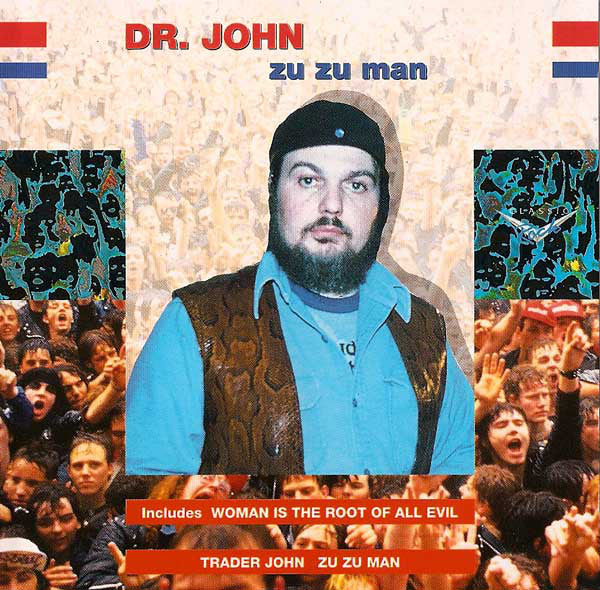 Dr. John - Zu Zu Man (CD, Comp) - NEW