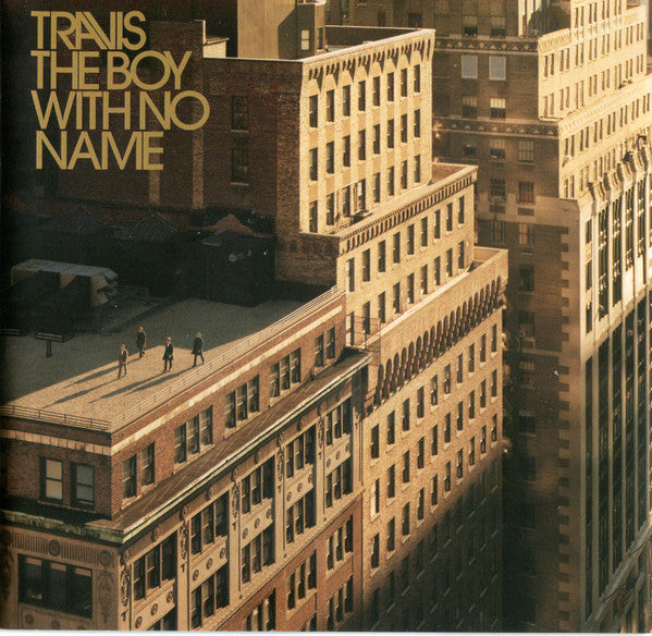 Travis - The Boy With No Name (CD, Album) - USED