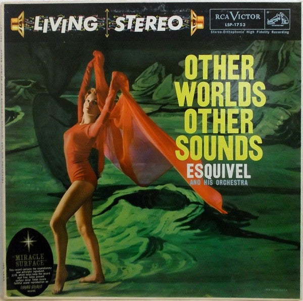 Esquivel And His Orchestra - Other Worlds Other Sounds (LP, Album) - USED