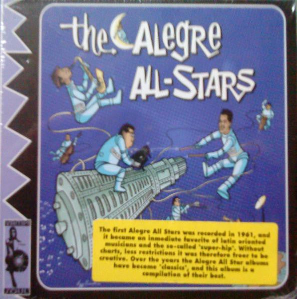 The Alegre All Stars - Best Of The Alegre All Stars (CD, Comp) - USED