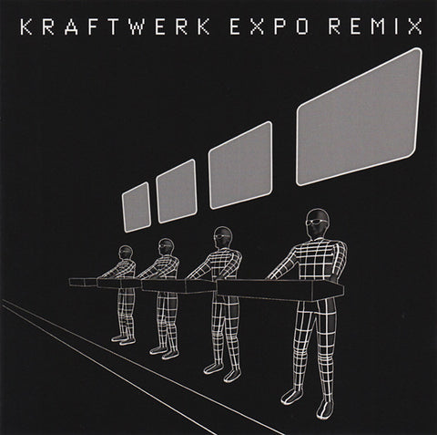 Kraftwerk - Expo Remix (CD, Maxi) - USED