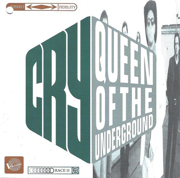 Cry - Queen Of The Underground (CD, MiniAlbum) - USED