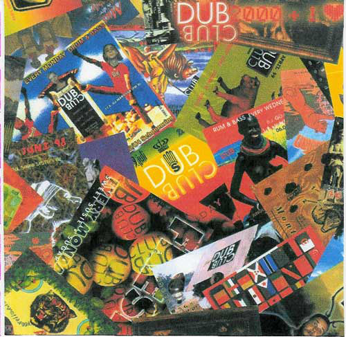 Various - Dub Club 2000 + 1 Love (CD, Comp, Mixed) - USED