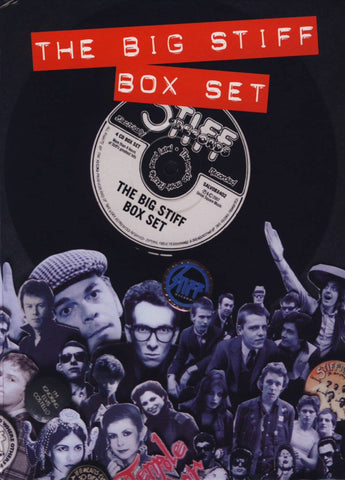Various - The Big Stiff Box Set (4xCD, Comp + Box) - USED