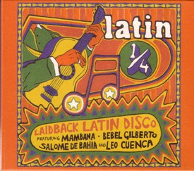 Various - Latin 1/4 Parte Dos (CD, Comp) - USED