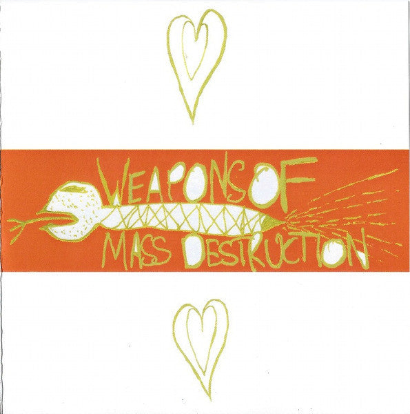 Weapons Of Mass Destruction - Weapons Of Mass Destruction (CDr, Album) - USED