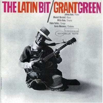Grant Green - The Latin Bit (CD, Album, RE, RM) - USED
