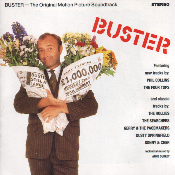 Various - Buster - The Original Motion Picture Soundtrack (CD, Comp) - USED