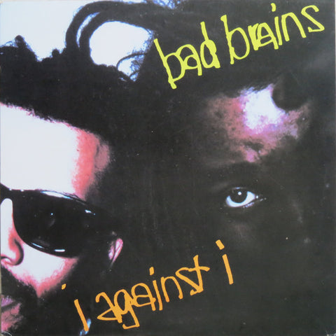 Bad Brains - I Against I (LP, Album, RP) - NEW