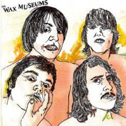 Wax Museums - Wax Museums (LP) - USED
