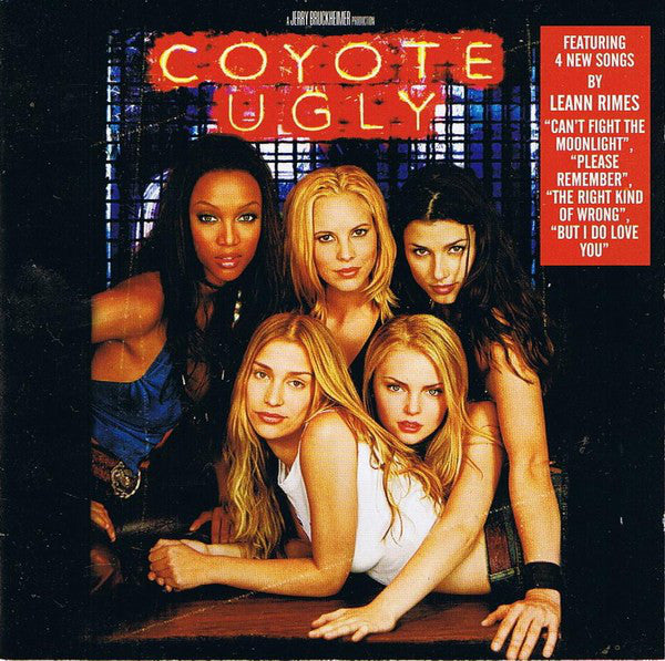 Various - Coyote Ugly (CD, Comp) - USED