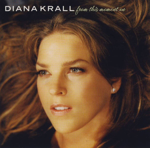 Diana Krall - From This Moment On (CD, Album, Ltd, Sup) - USED