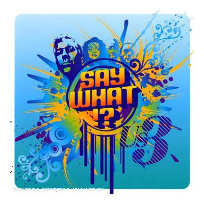 Us3 - Say What!? (CD, Album) - USED