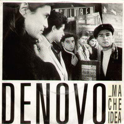 "Denovo - Ma Che Idea (7"", Single) - USED"