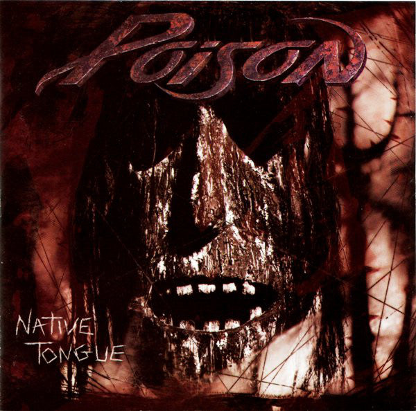 Poison (3) - Native Tongue (CD, Album, Club) - USED